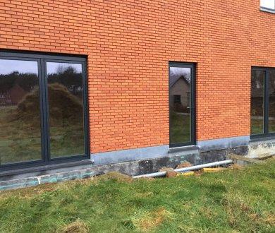 PVC-Aluminium ramen & deuren
